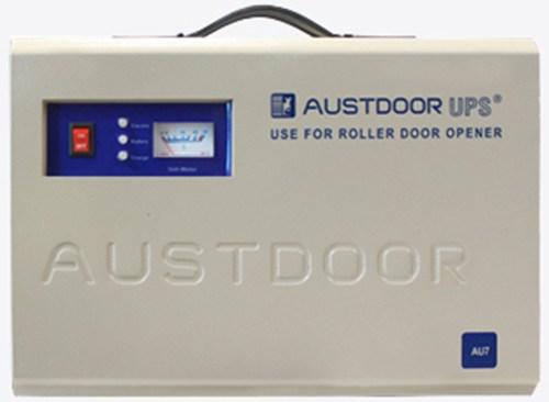 Bình lưu điện cửa cuốn Austdoor