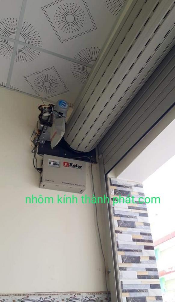 sửa chữa lắp đặt cửa cuốn cửa kéo khu vực hcm
